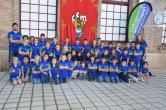 Escola de waterpolo