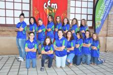 Waterpolo Infantil Femeni